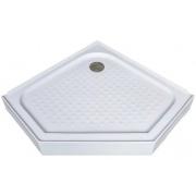 Купить Erlit ER100 V, пятиугольный, 100х100 см в интернет-магазине Дождь