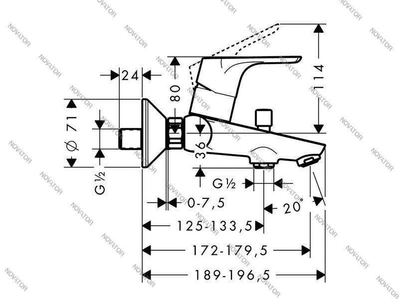Hansgrohe Focus E2 31940000