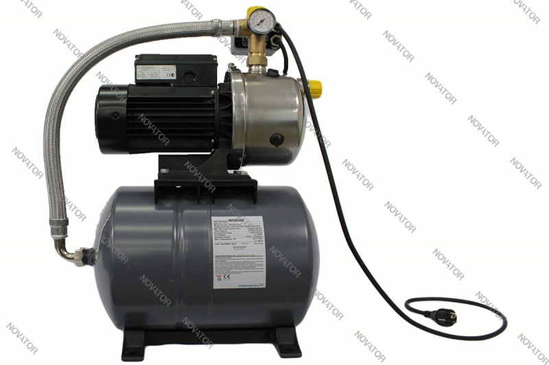 Grundfos 4651Bpbb (465ZP086) JP5 Booster