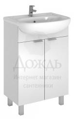Купить Домино Лидер Исеть 55 см, белый, сплит-упаковка в интернет-магазине Дождь