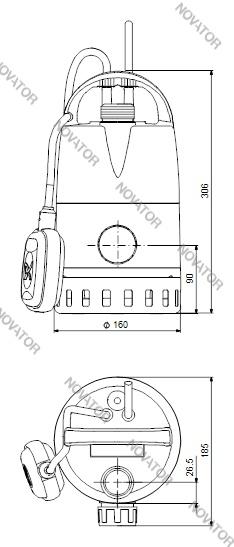 Grundfos 96280966 Unilift CC 5 А1