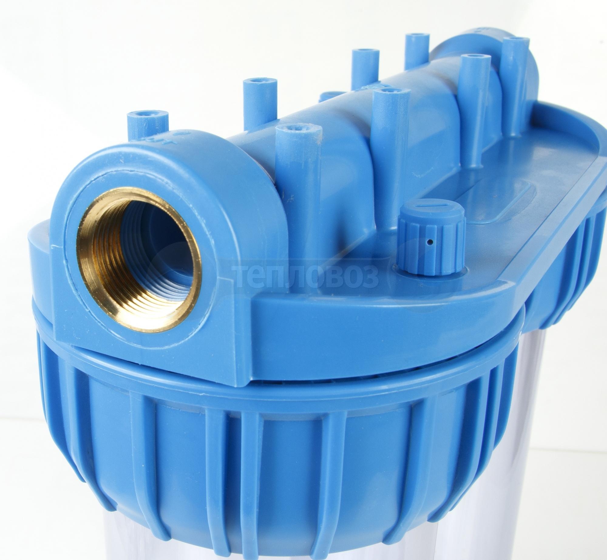 Aquakit SLD 10'' 3P TP 3/4''