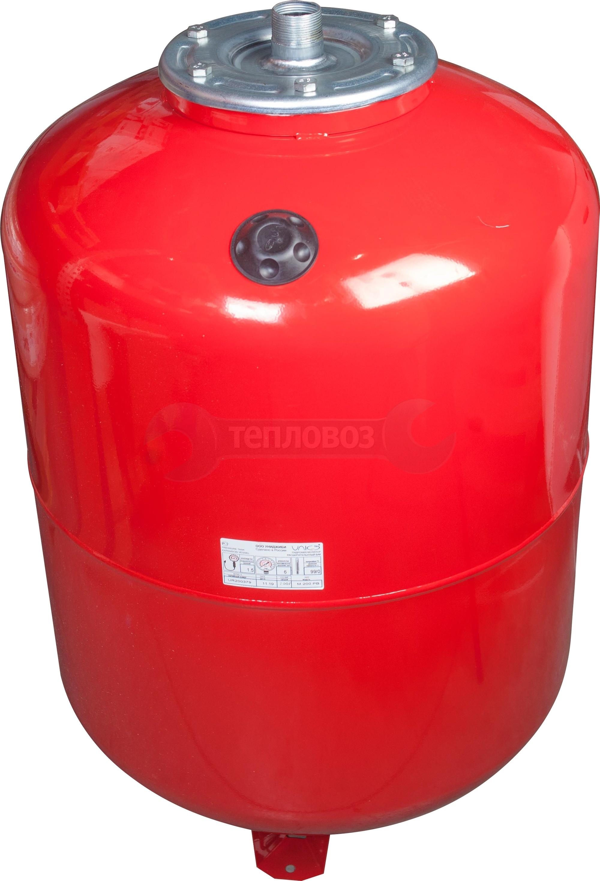 Купить Униджиби М200РВ 200 л вертикальный в интернет-магазине Дождь