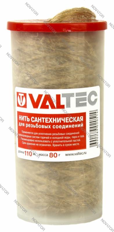 Valtec VT.FLAX.0.110, 110 м, Нить сантехническая льняная