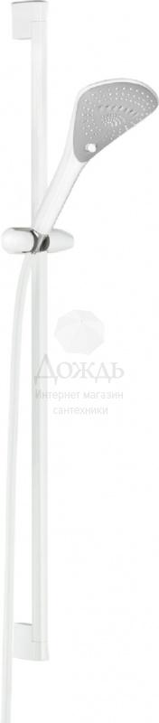 Купить Kludi Fizz 6774091, хром/белый в интернет-магазине Дождь