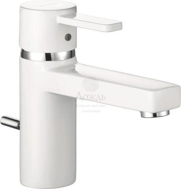 Купить Kludi Zenta 382609175, хром/белый в интернет-магазине Дождь