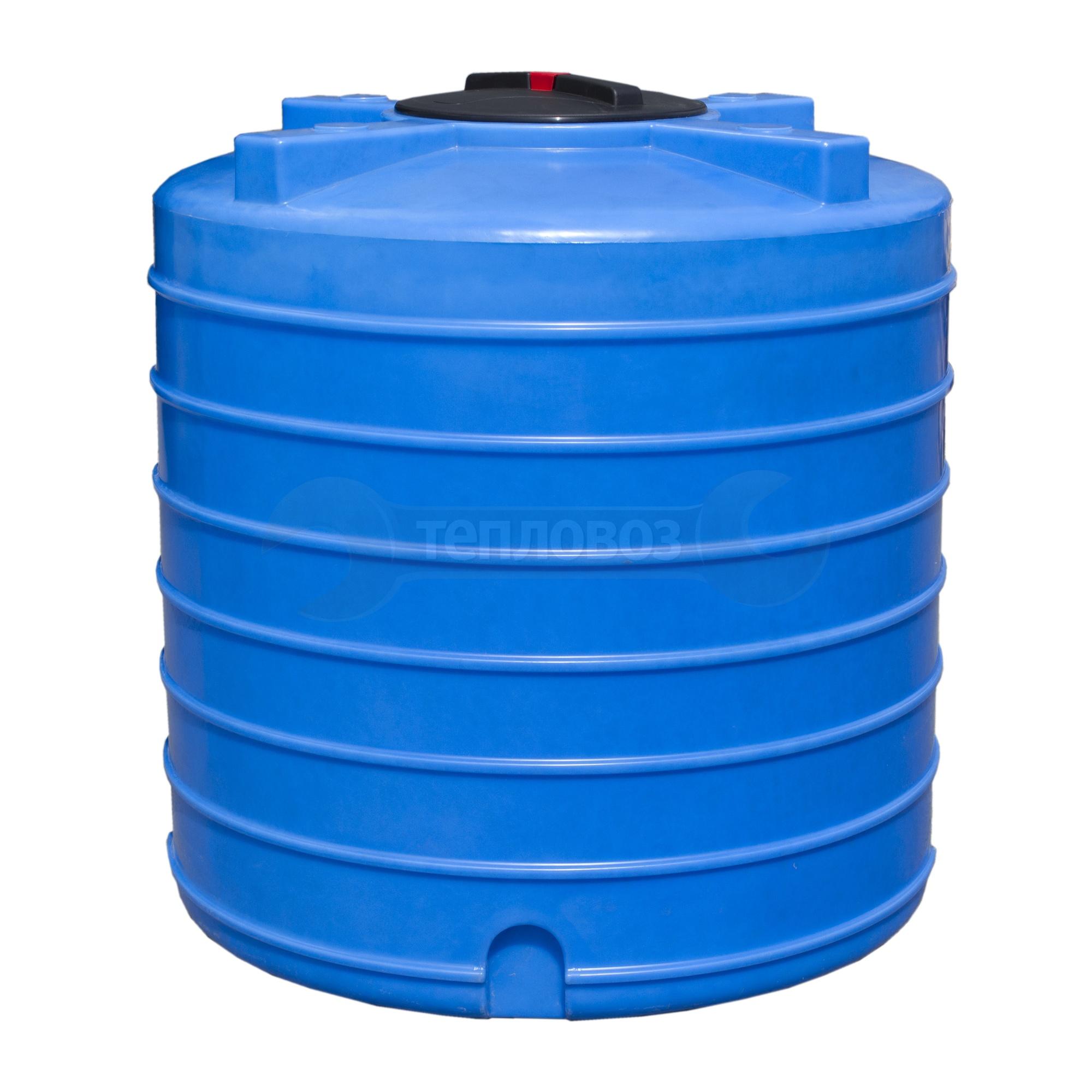 Купить Terra RV1000, круглый, синий в интернет-магазине Дождь
