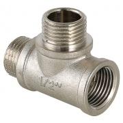 """Купить Valtec 133, никель, вр-нр-нр, 1/2"""" в интернет-магазине Дождь"""