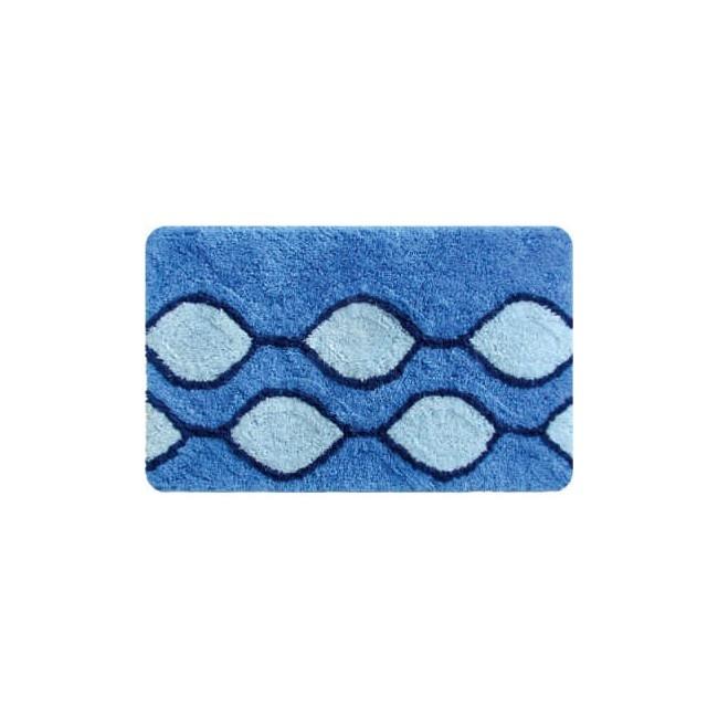 Купить Iddis Curved Lines Blue 400А580I12, 80х50 см в интернет-магазине Дождь
