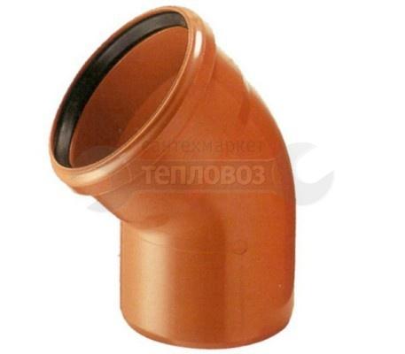 Купить РосТурПласт 160 мм, 45°, наружная в интернет-магазине Дождь