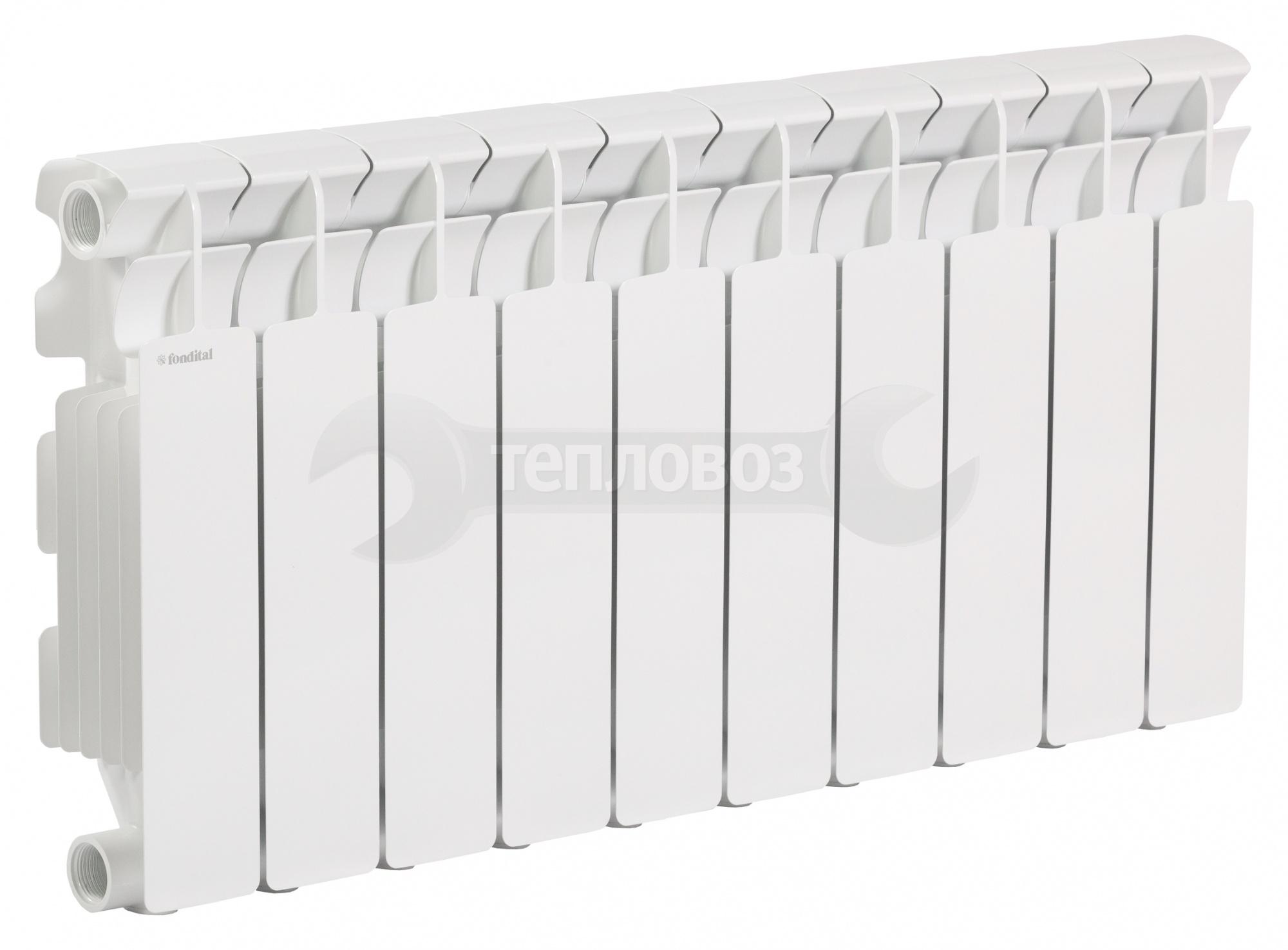 Купить Fondital Calidor Super B4 500 ,10 секций в интернет-магазине Дождь