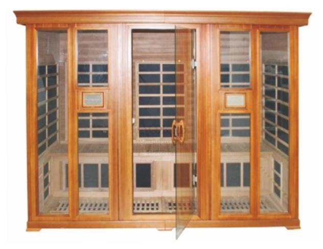 Купить Coffer LH-904DR, 276х139 см, кедр в интернет-магазине Дождь