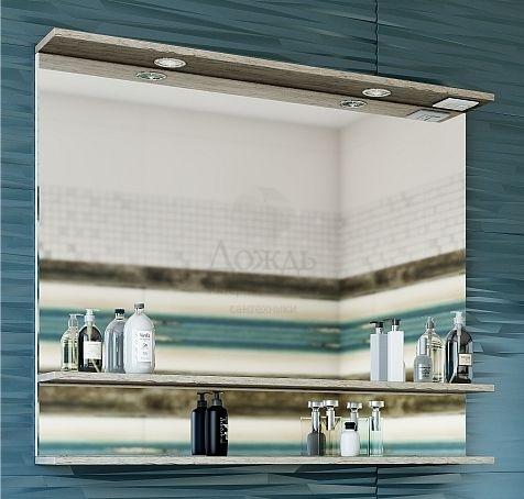 Купить Sanflor Бруно 101,8см, белый/орегон в интернет-магазине Дождь