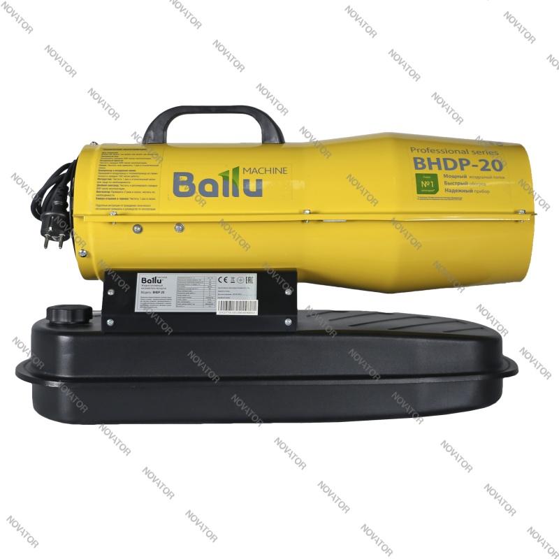 Ballu Bhdp-20 кВт