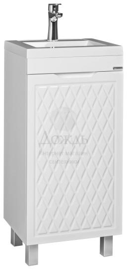 Купить Домино 3D Andrea (Alice) 40 см, белый в интернет-магазине Дождь
