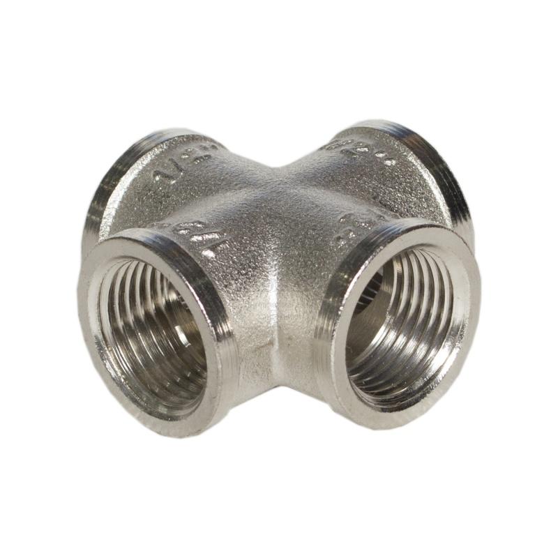 """Купить Valtec 760,никель, вр, 1/2"""" в интернет-магазине Дождь"""