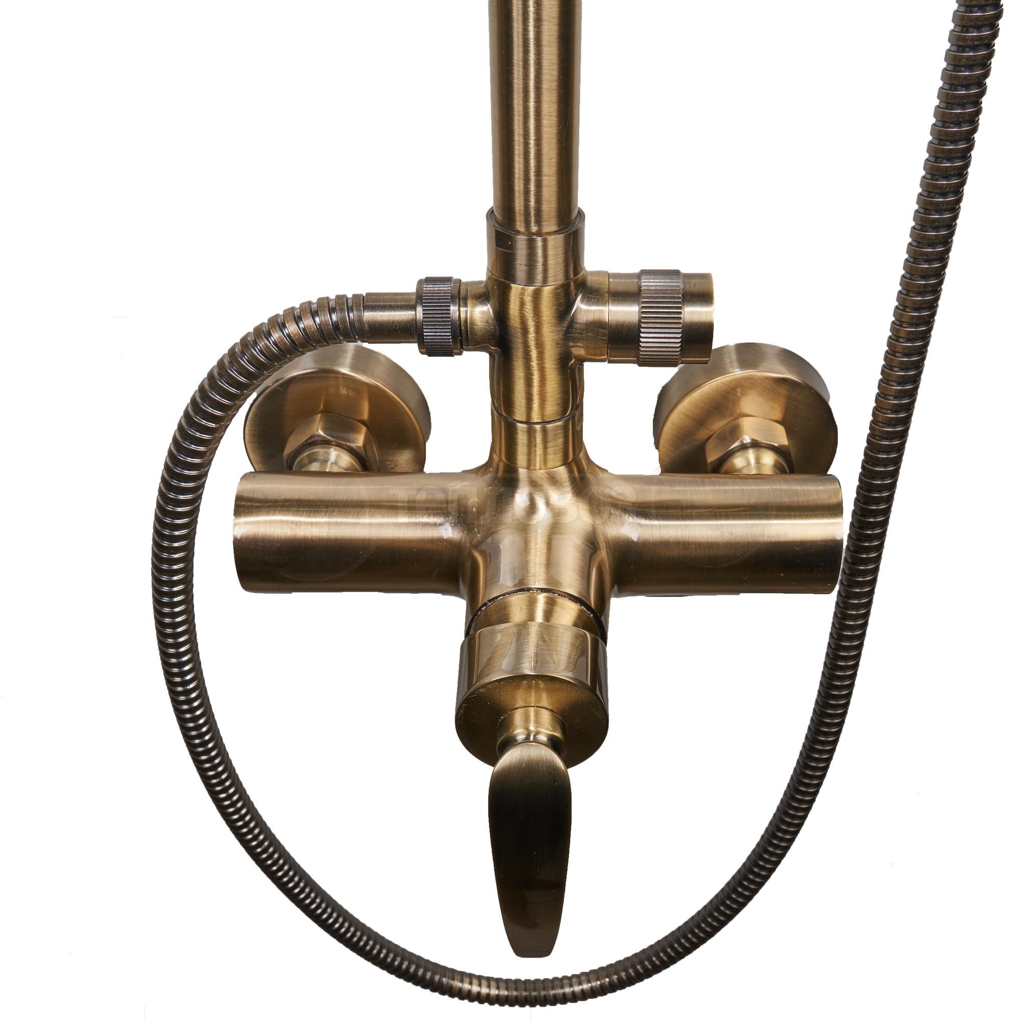 Coffer Axco MS-B2312, бронза
