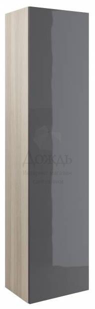 Купить Cersanit Smart 42 см, ясень/серый в интернет-магазине Дождь