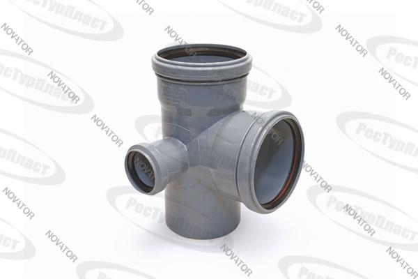 РосТурПласт 110/110/50 мм, 87°, левая