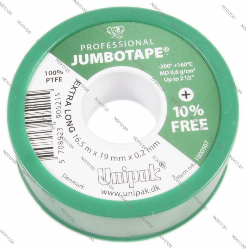 Unipak Jumbotape, 19мм х 0,2мм х 15м
