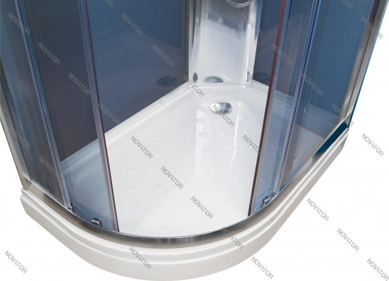 Galletta 913 W-ST-02 (R), 120х80 см, панель без форсунок