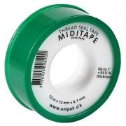 Unipak Miditape, 12мм х 0,1мм х 12м
