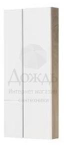Купить Акватон Мишель 1A244203MIX40, 43 см, белый/дуб эндгрейн в интернет-магазине Дождь
