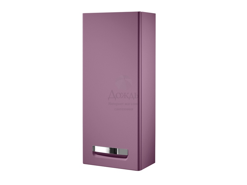 Купить Roca THE GAP арт. ZRU9302744, 34,4 см, фиолетовый в интернет-магазине Дождь