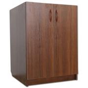 Купить Tivoli 80х60 см, орех, полка справа, сплит-упаковка в интернет-магазине Дождь