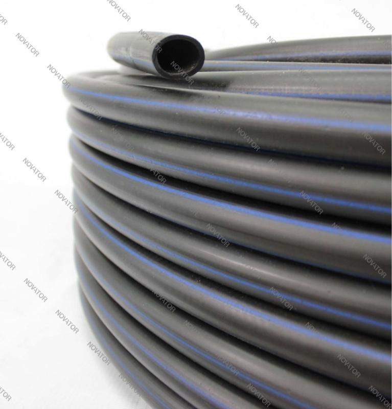 Труба полиэтиленовая SDR17 -ПЭ100 Terra ПЭ 32х2,0 ПНД, бухта 15 м