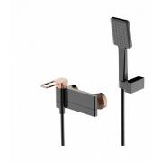 Купить Iddis Slide SLIBG00i02, черный/розовое золото в интернет-магазине Дождь