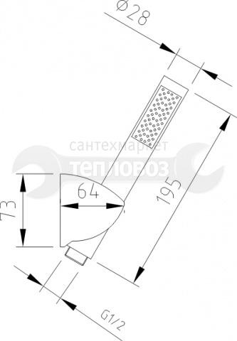 Coffer Axco MST20, бронза