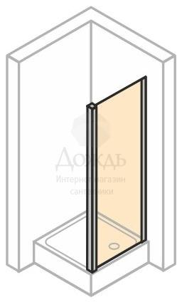 Купить Huppe Х1 140402.069.321 + 140505.069.321, 120х90 см в интернет-магазине Дождь