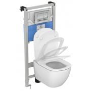 Купить IDEAL STANDARD TESI T007901 + R020467 в интернет-магазине Дождь