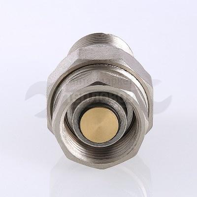 "VALTEC 538, никель, вр-нр, 1"""