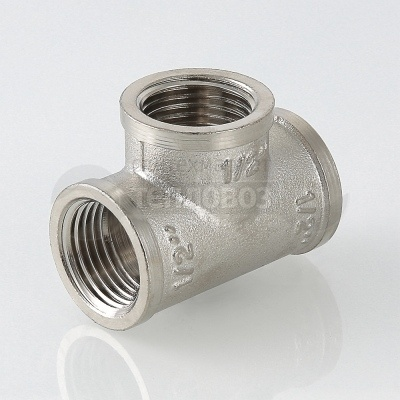 "VALTEC 750, никель, вр, 3/4""х1/2""х3/4"""