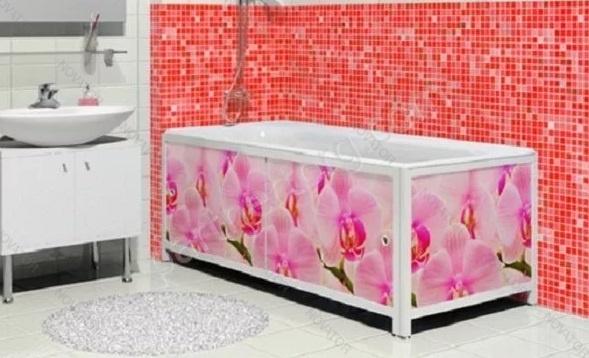 Метакам Ультра-Легкий АРТ, 148 см, дикая орхидея