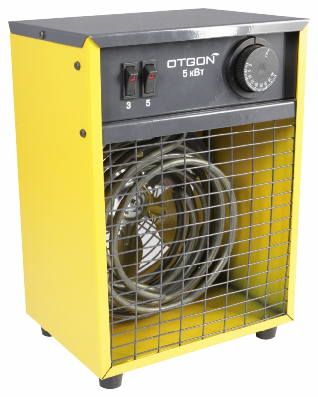 Купить OTGON КЭВ-5, 5 кВт, желтый в интернет-магазине Дождь