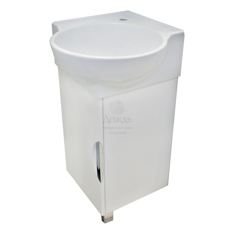 Купить Aqwella РИО 45 см,белый в интернет-магазине Дождь