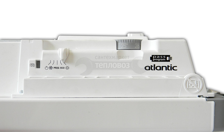 Atlantic F117 Design 2500W Plug, 2,5 кВт