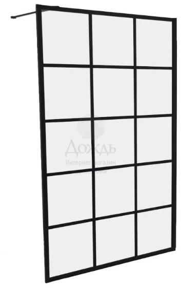 Купить Kermi Walk-IN XD WW1 120203PK, 120 см в интернет-магазине Дождь