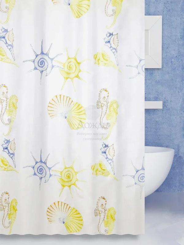 Купить Bath Plus Scallop ch1351, 180х200см в интернет-магазине Дождь
