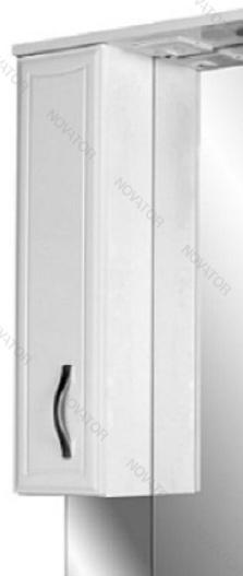Домино Сенеж 86,5 см, белый