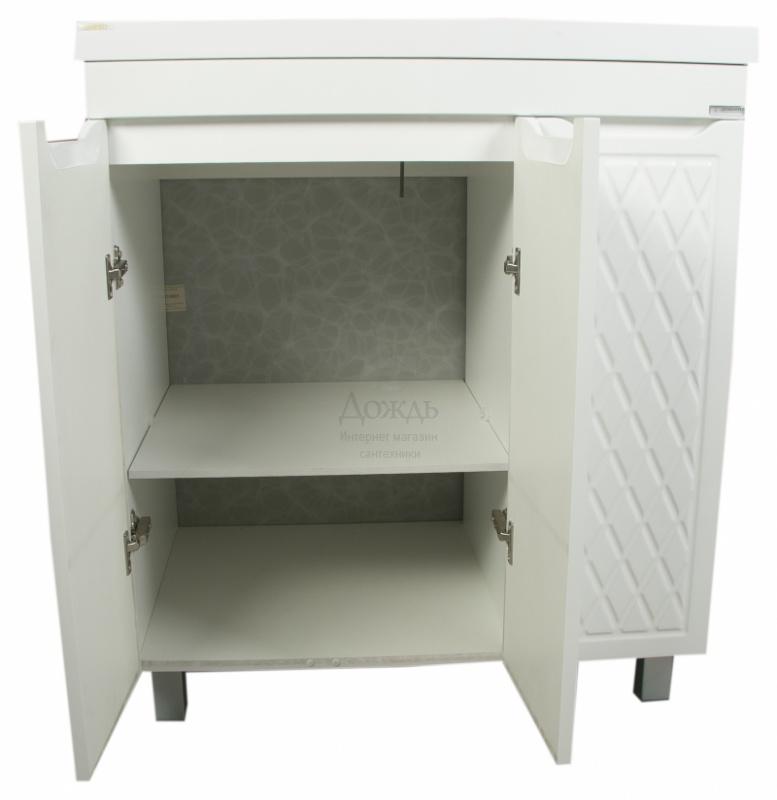 Купить Домино 3D ANDREA 75 см, белый в интернет-магазине Дождь