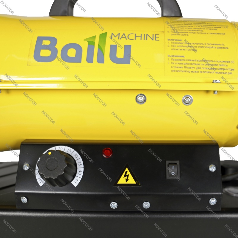 Ballu Bhdp-10 кВт