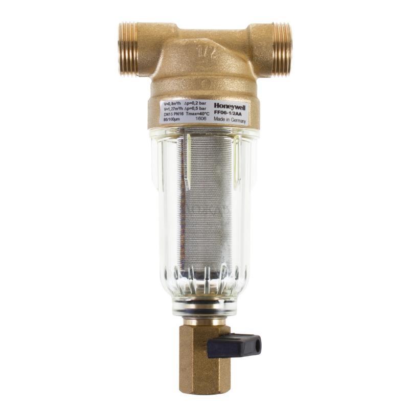"""Купить Honeywell FF06 1/2""""AА 100 мкм, с проточной промывкой в интернет-магазине Дождь"""