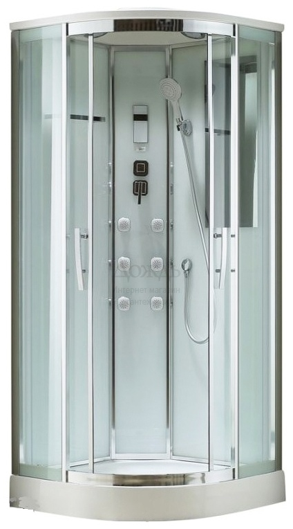 Купить Black & White Galaxy G5501, 90х90 см в интернет-магазине Дождь