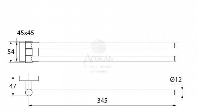 Купить Iddis Edifice EDISBR0i49, 34,5см в интернет-магазине Дождь