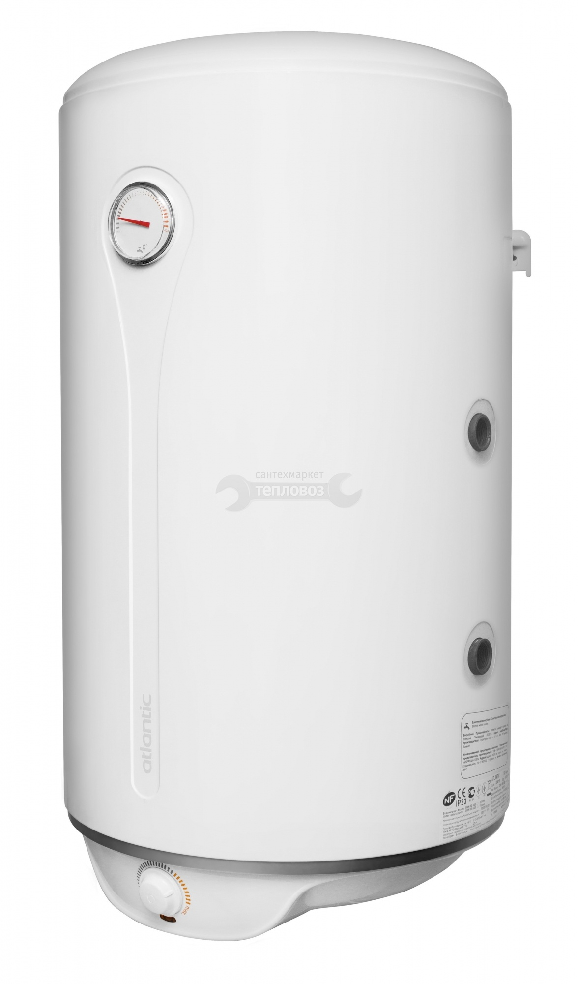 Atlantic CWH 100 D400-2-B 100 л, настенный