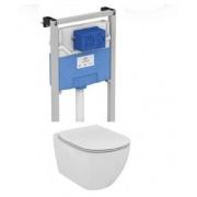 Купить IDEAL STANDARD TESI T386801+OLEASM2 R0121AA в интернет-магазине Дождь